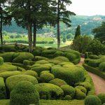 Les particularités des jardins suspendus de Marqueyssac